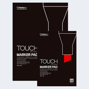 Альбом Touch для маркеров A4