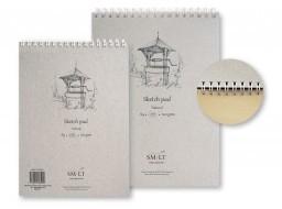 SMLT Альбом Sketch pad Natural А5 70л 100 г/см 5EB-70TS/NT