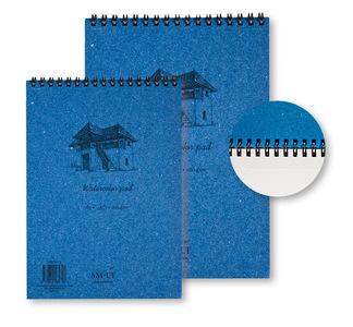 SMLT Альбом Watercolor pad А5 20л 280 г/см 5AB-20TS