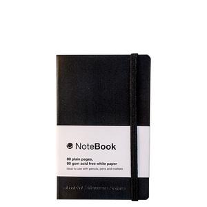 Альбом для зарисовок Blackbook / формат 90х140 мм 80 стр. 80 г/м      НОВИНКА!!!