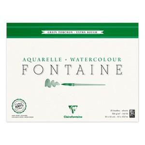 Альбом FONTAINE (Склейка, Торшон) грубая техника (24х30, 300г, 25л)
