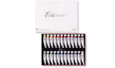 Набор красок акварельных SH PWC Extra Fine (Artist Grade) 24 цвета в тубах по 15мл