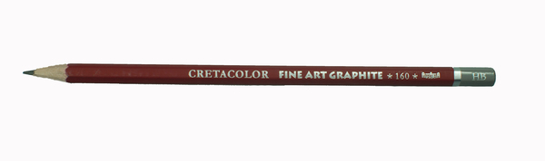 """Профессиональный чернографитовый карандаш """"CLEOS"""", шестигранный корпус диаметром 6,9 мм, диаметр стержня 2,2-2,8 мм, твердость HB"""