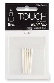 Тонкое перо для Touch Twin (5 шт. в упаковке)