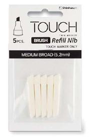 Широкое перо для Touch Brush (5 шт. в упаковке)