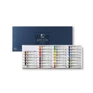 Набор красок акварельных SH Professional 30 цветов в тубах по 7,5мл, картонная коробка