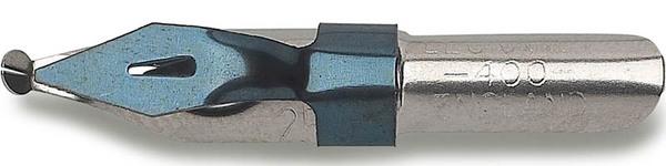 Каллиграфическое перо для орнамента с круглым наконечником и накопителем для туши 3,5 мм