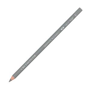 Водорастворимый (акварельный) чернографитовый карандаш, 4B