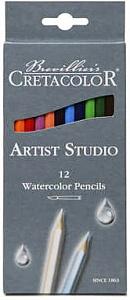 """Набор акварельных карандашей """"Artist Studio Line"""" , 12 цветов, картонная коробка"""