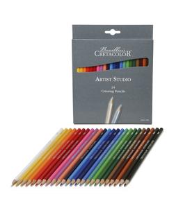 """Набор профессиональных цветных карандашей """"Artist Studio Line"""", 24 цвета, картонная коробка"""