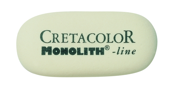 "Художественный ластик ""MONOLITH"", большой"