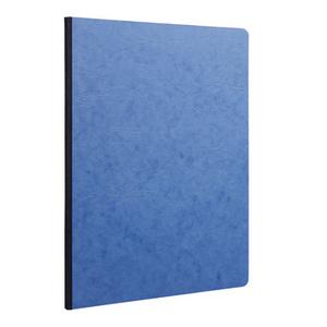 Тетрадь ESSENTIALS (А4, 90г, 96л) Голубая облож., белые листы