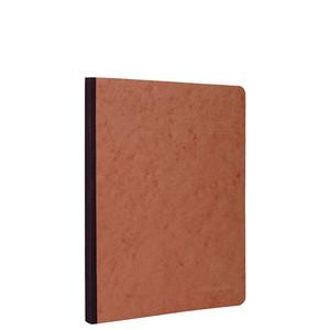 Тетрадь ESSENTIALS (А4, 90г, 96л) Коричневая облож., белые листы