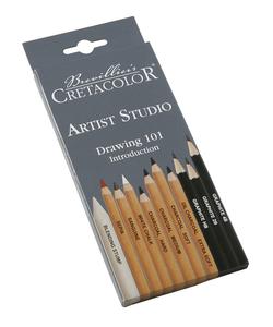 """Набор художественных карандашей """"Artist Studio Line"""", картонная коробка"""