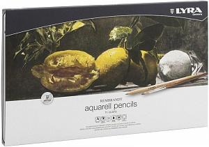 REMBRANDT AQUARELL Художественные цветные карандаши в мет коробке 36 цв