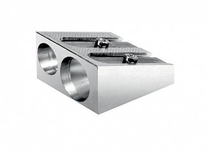 LYRA Sharpener twin-hole точилка метал с 2-мя отверстиями