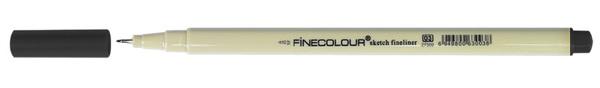 Линер черный Finecolour Liner 0.3