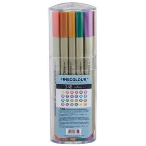 Набор Finecolour Liner 24 цвета (B)