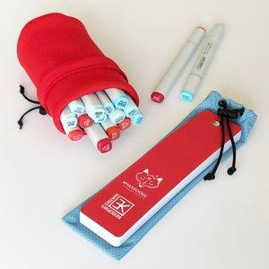 мешочек-пенал для маркеров Soft Marker Bag от Maxgoodz