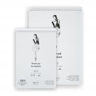 Альбом для маркеров А3 50л 100 г/см 3MB-50TS