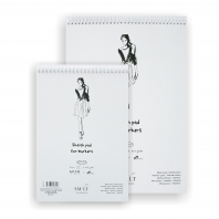 Альбом для маркеров А4 50л 100 г/см MB-50TS