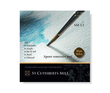 Альбом Square для акварели 260 г/м.кв 30х30 см 20л AS-20(260)Q