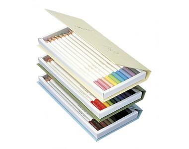 Набор из 30 профессиональных цветных карандашей Tombow Irojiten, set А