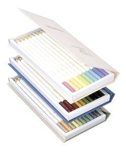 Набор из 30 профессиональных цветных карандашей Tombow Irojiten, set B