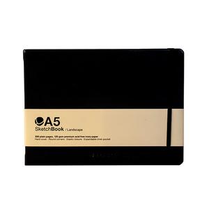 Скетчбук MTN Sketchbook / A5 горизонтальный 200 стр. кремового оттенка 120 г/м