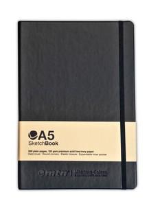 Скетчбук MTN Sketchbook / A5 верт. 200 страниц кремового оттенка 120 г/м