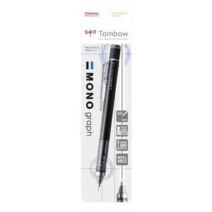 MONO Graph blister карандаш мех. 0,5 мм черный корпус (блистер)