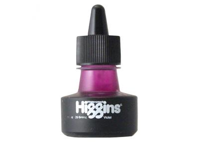 HIGGINS VIOLET INK пигментные чернила 1 OZ (29,6 мл)